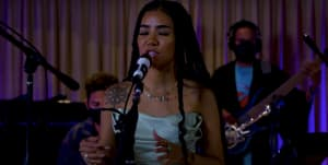 Watch Jhené Aiko's Tiny Desk (Home) Concert
