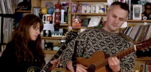Yes, Mount Eerie and Julie Doiron's Tiny Desk Concert will make you cry