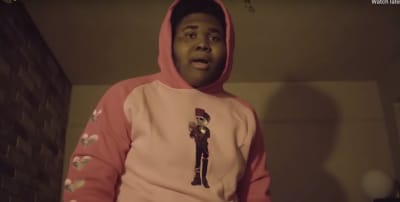 "Xanman's fresh out and back with the new song and video ""PINK"""