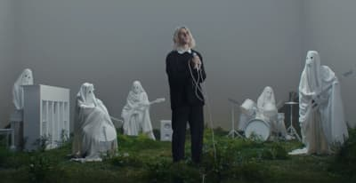 """Porter Robinson and his ghost band share the """"Look At The Sky"""" video"""