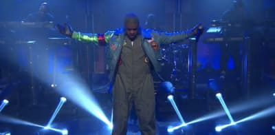"Watch A$AP Ferg perform ""Jet Lag"" on Late Night with Seth Meyers"