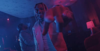 "Lil Durk shares video for ""Still Trappin"" featuring King Von"