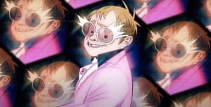 "Gorillaz share ""The Pink Phantom"" video featuring 6LACK and Elton John"