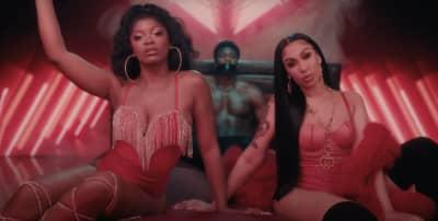 "Queen Naija shares ""Set Him Up"" video featuring Ari Lennox"