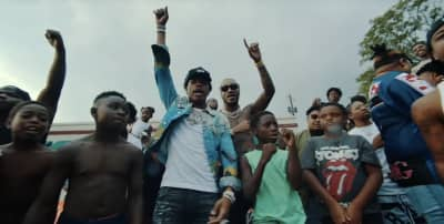 "Lil Baby and Future share ""Out The Mud"" video"