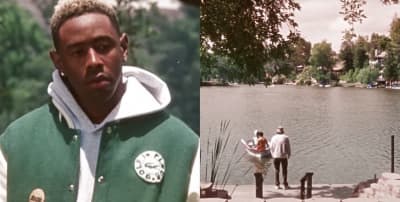 Tyler, the Creator shares GOLF S/S '19 collection in video lookbook