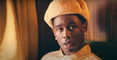 "Tyler The Creator shares new teaser ""BROWN SUGAR SALMON"""