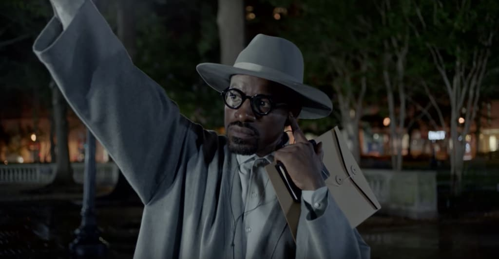 Watch André 3000 in a new trailer for AMC's Dispatches From Elsewhere