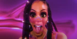 """Rico Nasty is a cyberpixie in the """"iPhone"""" video"""
