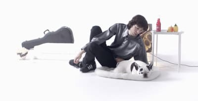 "A.G. Cook and a cute dog return with new song/music video ""Oh Yeah"""