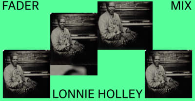 Listen to a new FADER Mix by Lonnie Holley