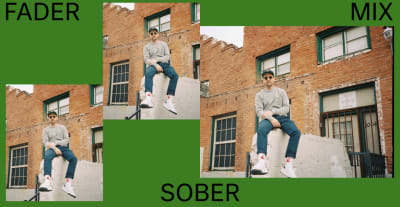 Listen to a new FADER Mix by Sober