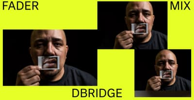 Listen to a new FADER Mix by dBridge