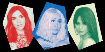 Why it's harder than ever for women to break the pop charts