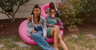 "Chloe x Halle Cover Kendrick Lamar's ""Humble"""