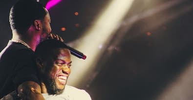 Watch Meek Mill Rap Battle Kevin Hart