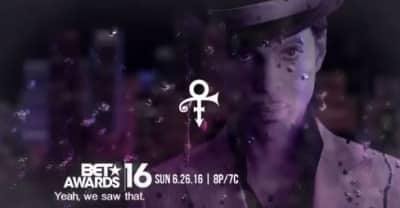 BET Awards To Honor Prince With D'Angelo, Sheila E., The Roots, More