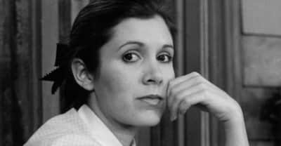 Carrie Fisher Has Passed Away At 60