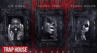 "Lil Durk Takes Young Thug And Young Dolph With Him To The ""Trap House"""