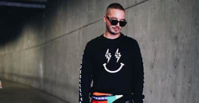J Balvin debuts capsule collection with Gef France