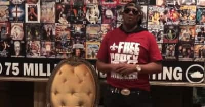 Master P says C-Murder is on a prison hunger strike