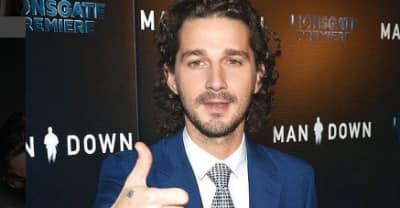 "Shia LaBeouf Responds To Soulja Boy ""Banning"" Him From Atlanta"