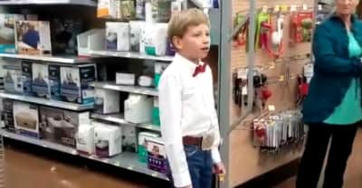 The Walmart Kid meme increased Hank Williams streams by 2452%