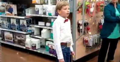 The yodelling Walmart kid may perform at Coachella 2018, possibly with Post Malone