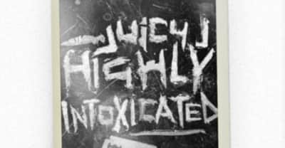 Juicy J Drops Highly Intoxicated