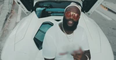 "Rick Ross Shares ""Lamborghini Doors"" Video Featuring Meek Mill, Anthony Hamilton"
