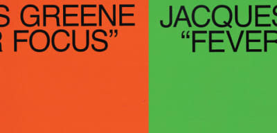 Jacques Greene shares Fever Focus EP