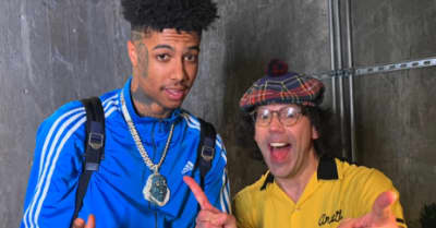 Watch Blueface's interview with Nardwuar