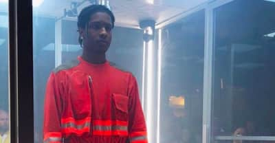 "Watch A$AP Rocky's performance art piece ""Lab Rat"""