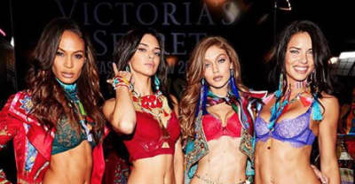 Apparently there are some visa problems with the Victoria's Secret show in China