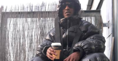 This Is Where Skepta's Puffer Jacket Suit Is From