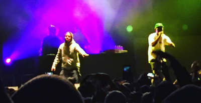 "Watch Earl Sweatshirt And Tyler, The Creator Reunite For ""Orange Juice"" Performance"