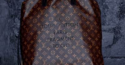 "A Louis Vuitton X Fragment Collaboration Is ""Coming Soon"""