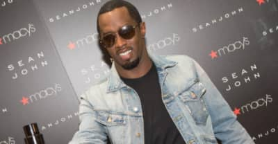 "Puff Daddy Talks About His ""Friend"" Donald Trump"