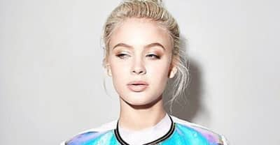 "Zara Larsson Grabs Lil Yachty For ""Ain't My Fault"" Remix"