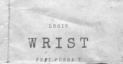 "Logic And Pusha T Link Up For ""Wrist"""