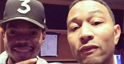John Legend's New Album Will Feature Chance The Rapper And Miguel