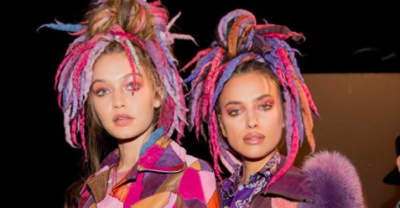 The hairstylist behind the Marc Jacobs fake dreadlocks reflects