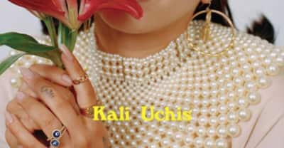 Kim Shui's take on a pearl necklace is pretty regal
