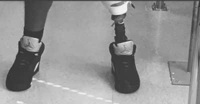 Quentin Miller Confirms Leg Amputation