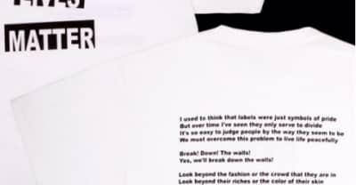 Streetwear Legend Brendon Babenzien Made A Black Lives Matter T-Shirt