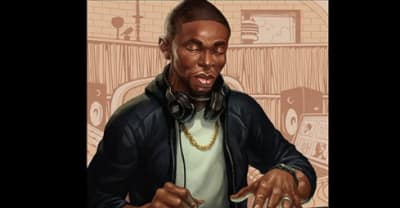 Hear Drake's verses over 9th Wonder's beats on new mashup project More 9th