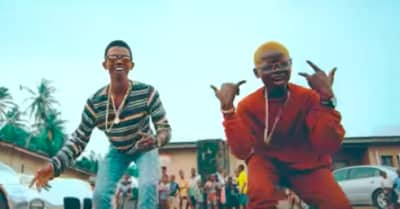 "Patoranking And Wizkid's ""This Kind Love"" Video Is A Pulsing Rally Against Domestic Violence"