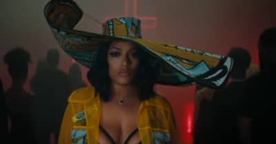 "Watch Stefflon Don's ""Lil Bitch"" video"