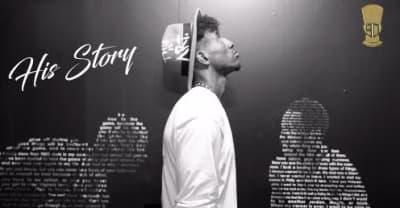 """Listen To Iman Shumpert's New Song """"His Story"""""""