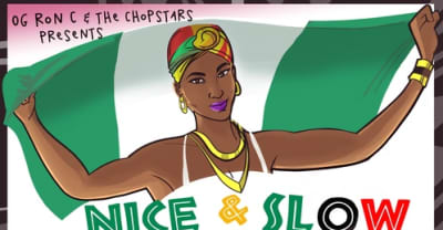 Slim K gloriously chopped & screwed some of the best afrobeats hits